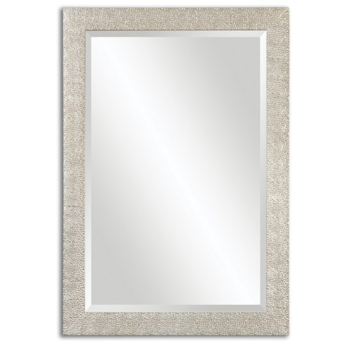 Uttermost Mirrors Porcius antiqued Silver Mirror