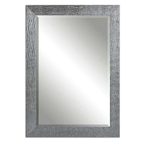 Uttermost Mirrors Tarek Silver Mirror