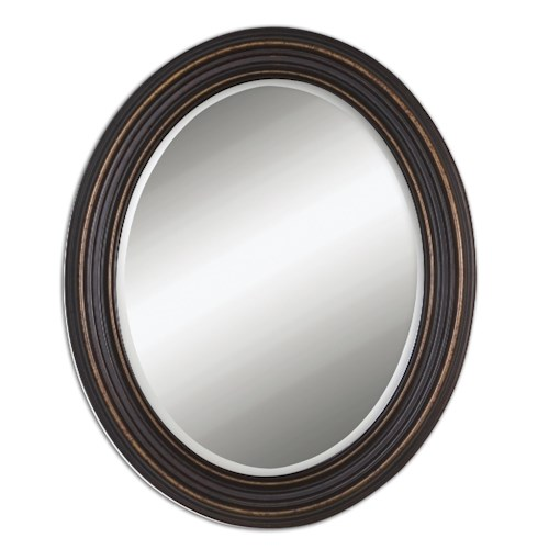 Uttermost Mirrors Ovesca Oval Mirror