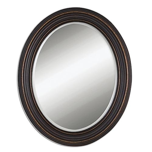 Uttermost Mirrors Ovesca Oval Mirror
