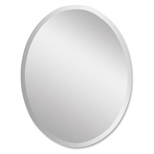 Uttermost Mirrors Vanity Oval