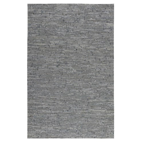 Uttermost Rugs Branson 8 X 10 Woven Rug - Gray Blue