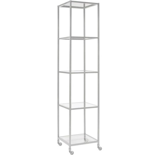 Vanguard Furniture Accent and Entertainment Chests and Tables Wilkins Etagere with 5 Shelves