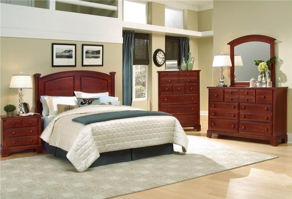 Shown in bedroom