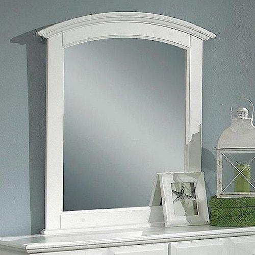 Vaughan Bassett Hamilton Franklin Mirror