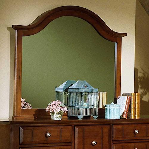 Vaughan Bassett Cottage Mirror / Landscape Dresser Mirror