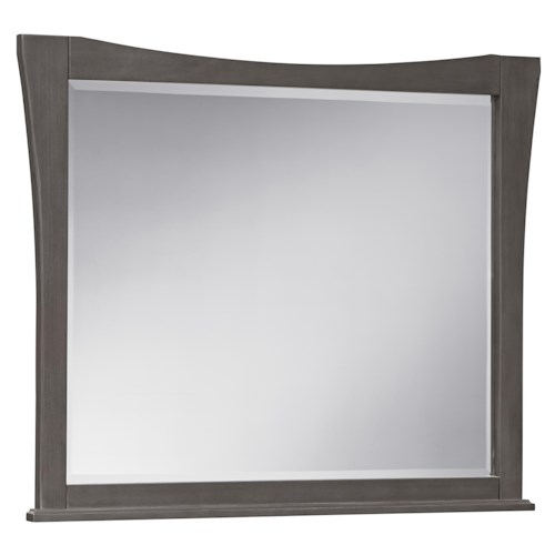 Vaughan Bassett Commentary Large Wing Mirror