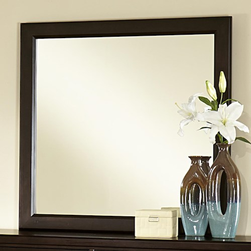 Vaughan Bassett D-Day Mirror-STOCK ONLY!