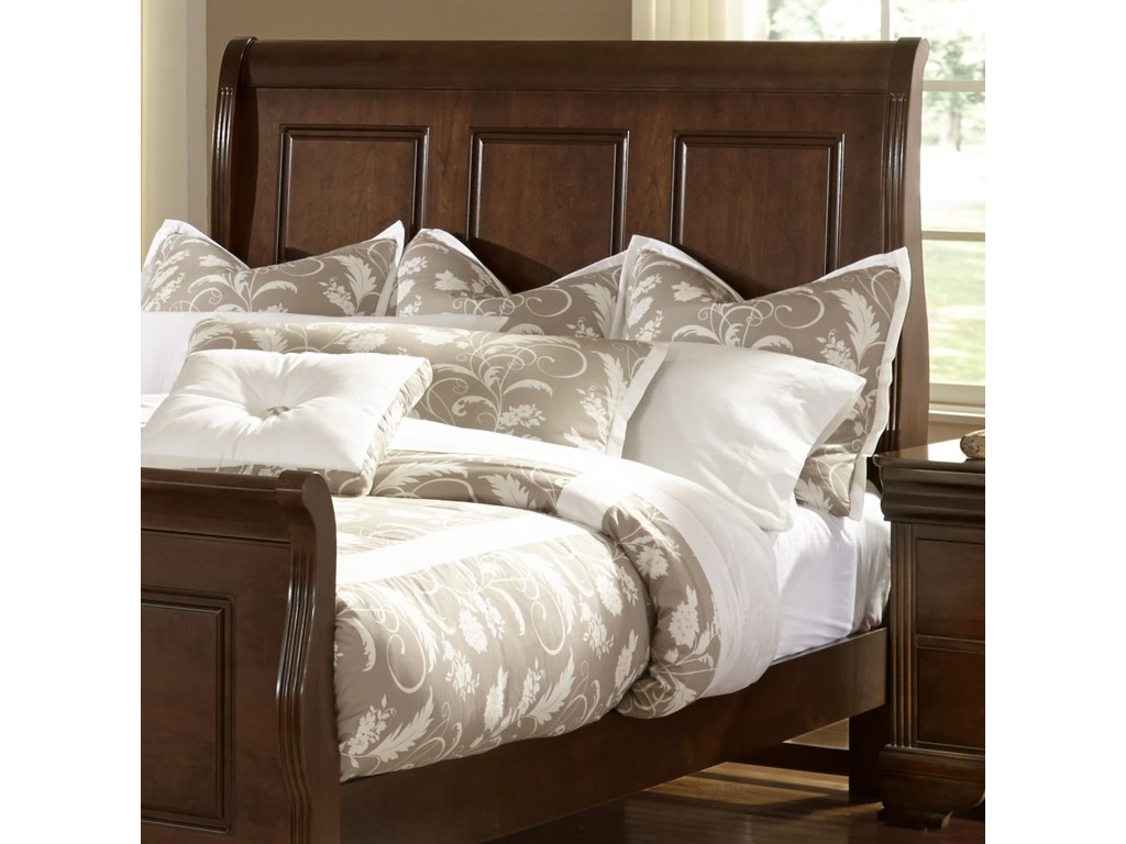 Queen Headboard Shown. King Size Has 4 Panels.