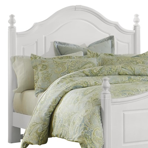 Vaughan Bassett French Market King Poster Headboard