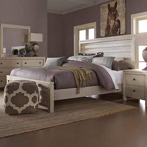 Vaughan Bassett Kismet King Bedroom Group