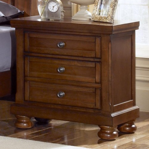 Vaughan Bassett Reflections 2 Drawer Night Stand