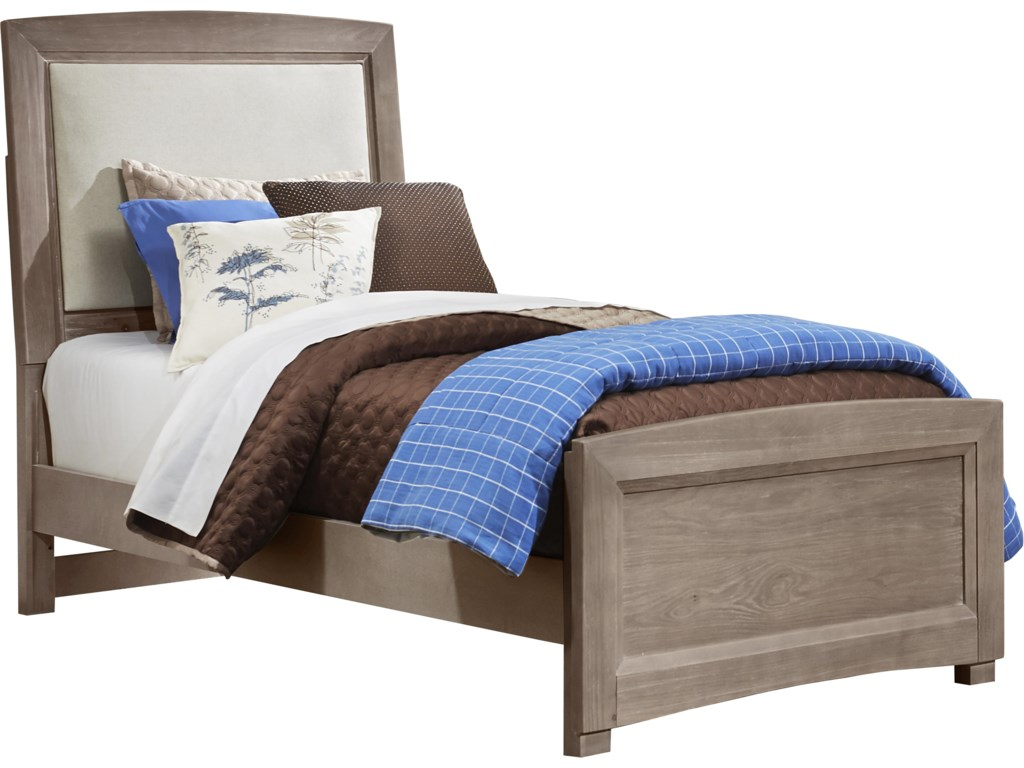 Twin Size Bed Shown