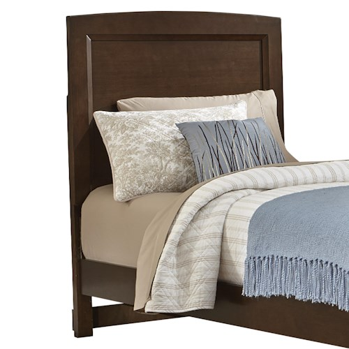 Vaughan Bassett Transitions Twin Panel Headboard