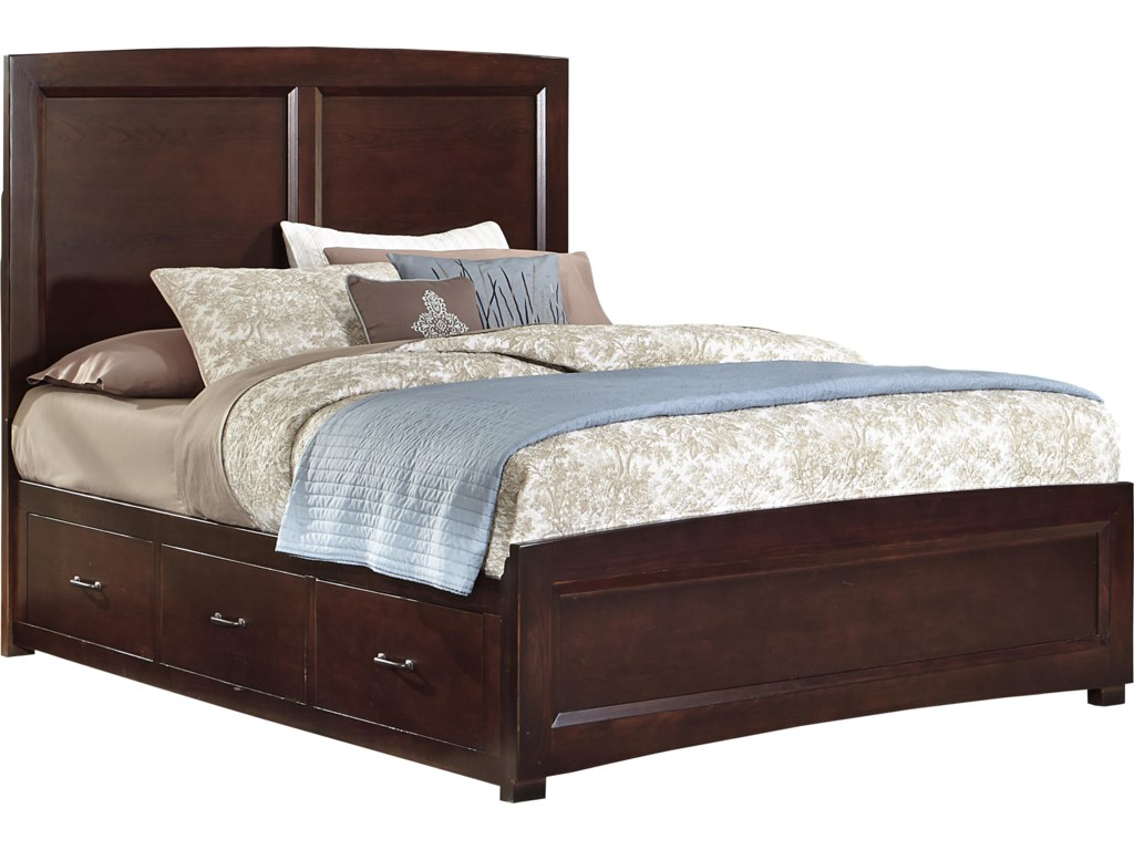 Queen Size Bed Shown