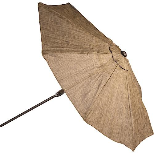Veranda Classics by Foremost Harrison 9 Ft Market Tilt Umbrella