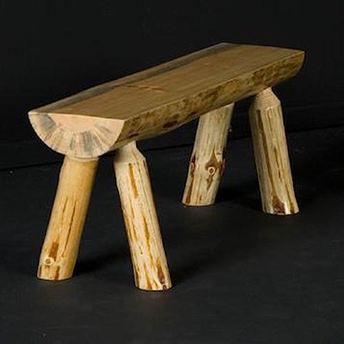 NorthShore by Becker Log Furniture Rustic 48