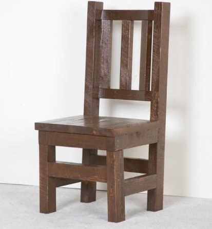 Barnwood Dining Side Chair