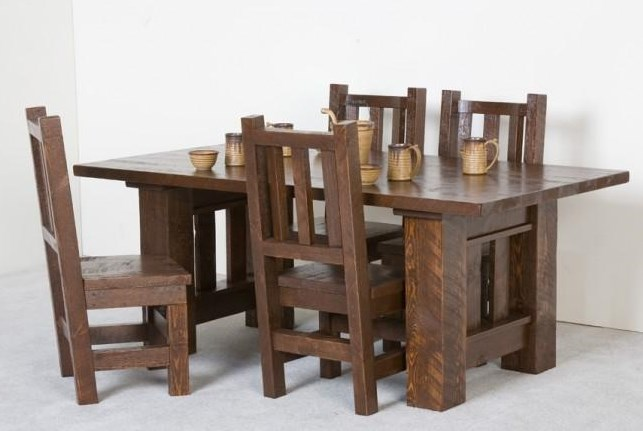 Shown with Barnwood Dining Table