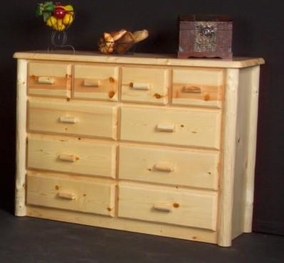 Northwoods Ten Drawer Chesser