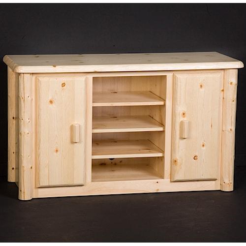 NorthShore by Becker Log Furniture Northwoods 52