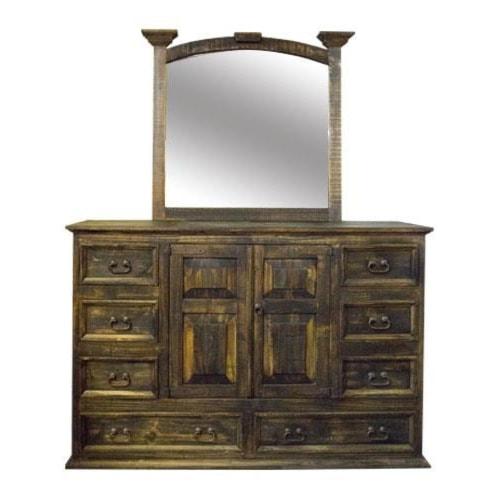 Vintage Oasis Dresser Mirror Ivan Smith Furniture Dresser Mirror