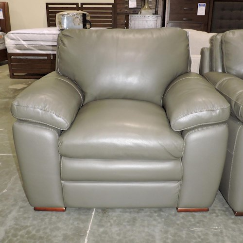 Belfort Select Clearance Cooper Leather Chair