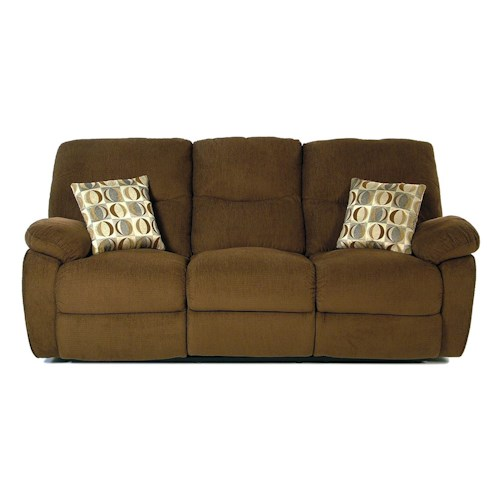 Madison Manor Taurus Casual Reclining Sofa
