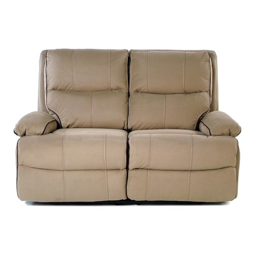 Madison Manor Bradford Reclining Loveseat