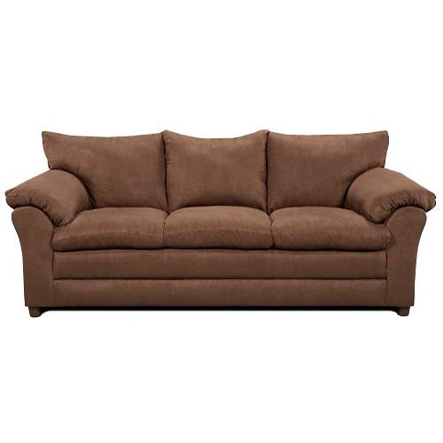 Washington Furniture 1150 Casual Pillow Top Three-Seat Sofa