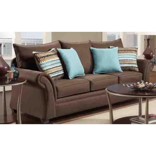Washington Furniture 1560 Jitterbug Sofa