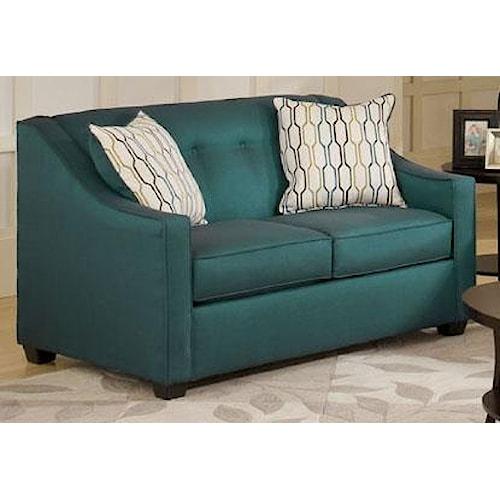 Washington Furniture 5440 Loveseat