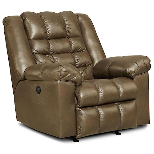 Washington Furniture 7850 Power Recliner