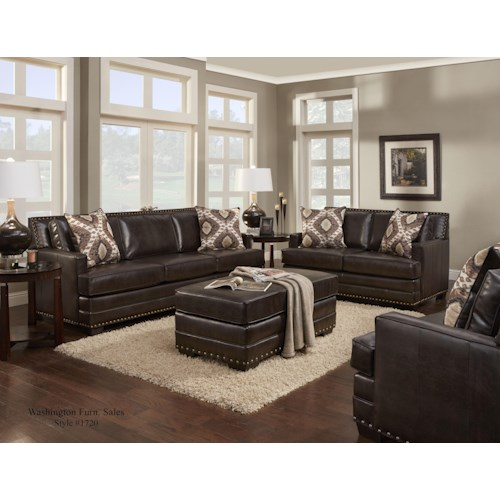 Washington Furniture 1720 Living Room Group