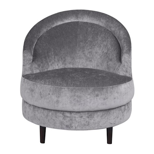 Morris Home Furnishings Cassidy Swivel Chair *Floor Models Only
