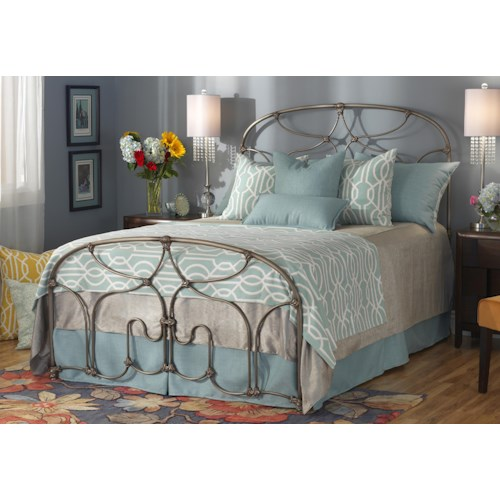 Wesley Allen Iron Beds Queen Lafayette Metal Bed