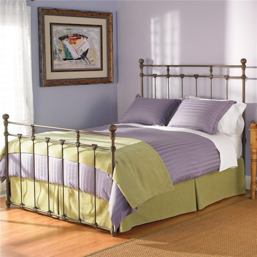 Morris Home Furnishings Sena  Headboard and Footboard