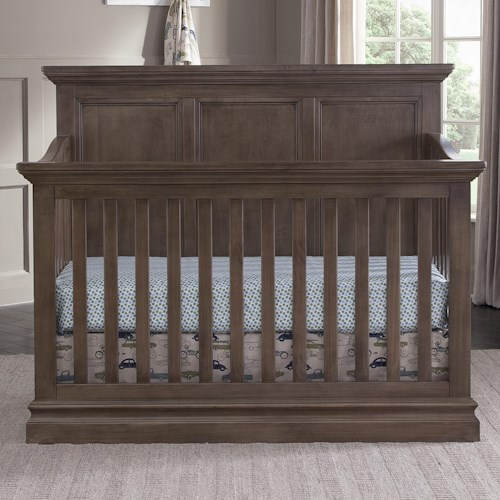 Westwood Design Pine Ridge Convertible Panel Crib