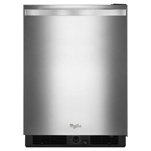 Whirlpool All Refrigerators 5.6 cu. ft. 24-inch Wide Undercounter Refrigerator with 3 Removable Glass Shelves