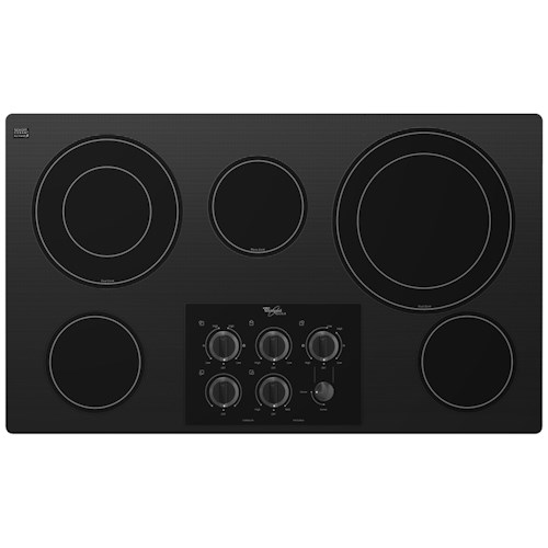 Whirlpool Electric Cooktops 36