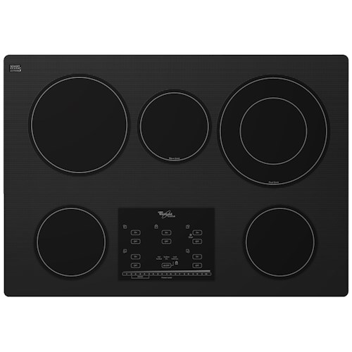 Whirlpool Electric Cooktops 30
