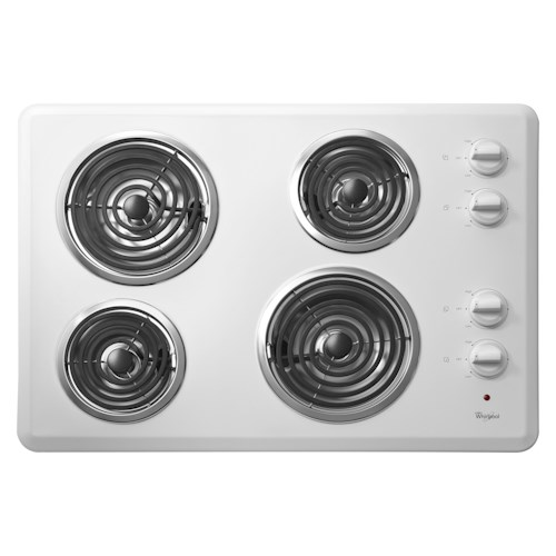 Whirlpool Electric Cooktop 30