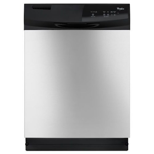 Whirlpool Dishwashers - Whirlpool Whirlpool® Dishwasher with Resource-efficient Wash System
