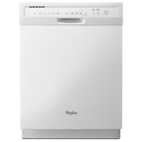 Whirlpool Dishwashers - Whirlpool Dishwasher with Stainless Steel Tall Tub