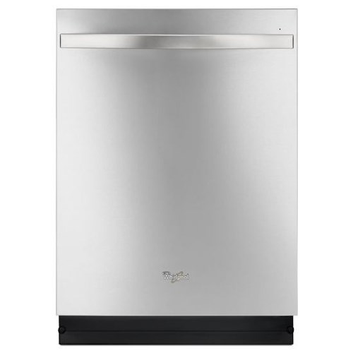 Whirlpool Dishwashers - Whirlpool Dishwasher with Stainless Steel Tub