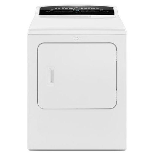 Whirlpool Electric Front Load Dryers 7.0 cu. ft. Cabrio® High-Efficiency Electric Dryer Steam Dryer