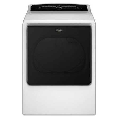 Whirlpool Electric Front Load Dryers 8.8 cu. ft. Cabrio® High-Efficiency Electric Dryer with Quad Baffles