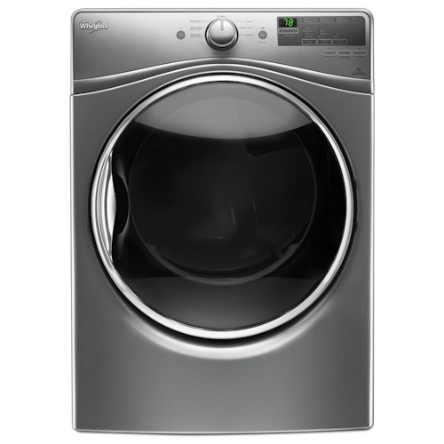 Whirlpool Electric Front Load Dryers 7.4 cu. ft. Electric Dryer with Quick Dry Cycle