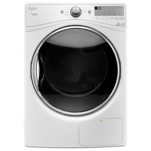 Whirlpool Electric Front Load Dryers 7.4 cu. ft. HybridCare™ True Ventless Heat Pump Dryer