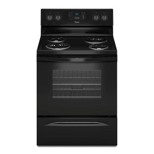 Whirlpool Electric Ranges 4.8 Cu. Ft. Freestanding Counter Depth Electric Range